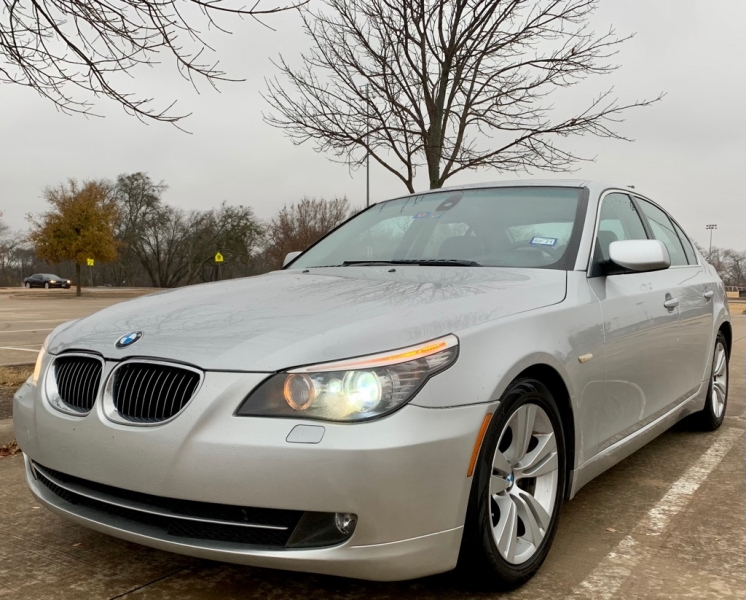 BMW 5 SERIES 2010 price $6,800