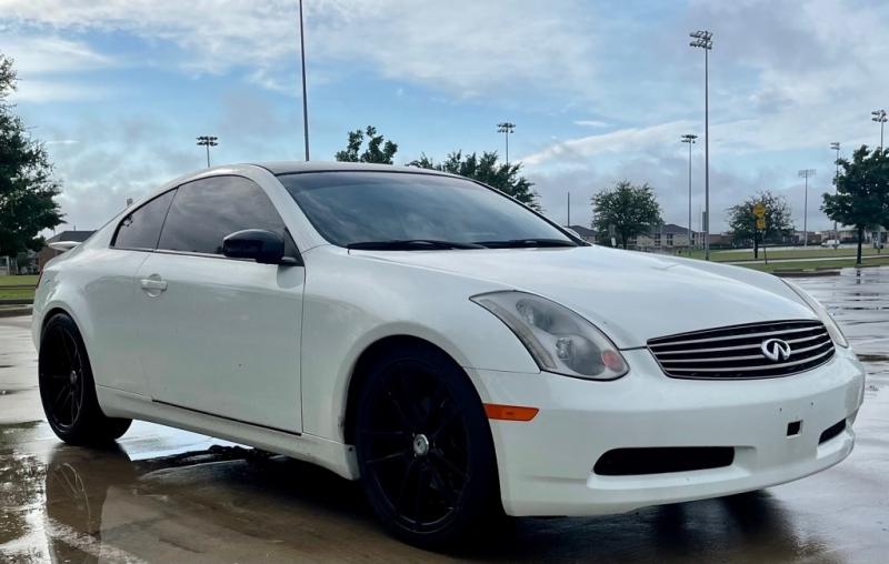 INFINITI G35 2005 price $6,500