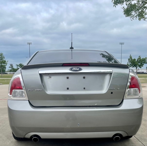 FORD FUSION 2009 price $5,000