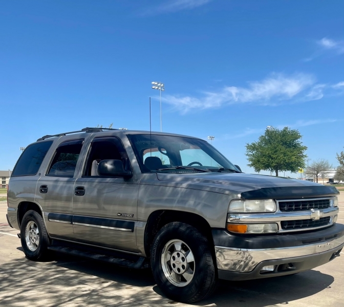 CHEVROLET TAHOE 2002 price $7,000