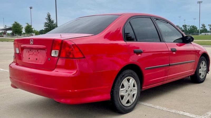 HONDA CIVIC 2005 price $3,800