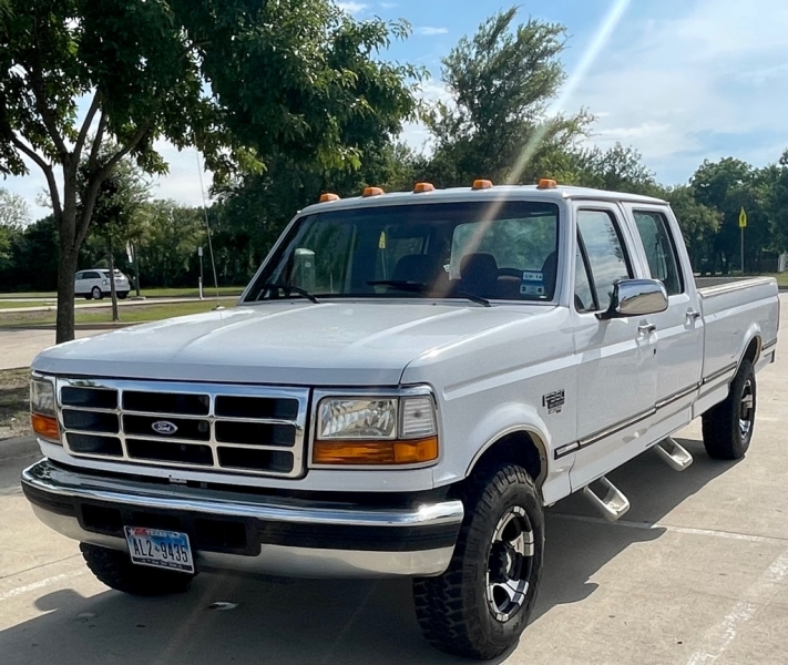FORD F-350 1995 price $9,500