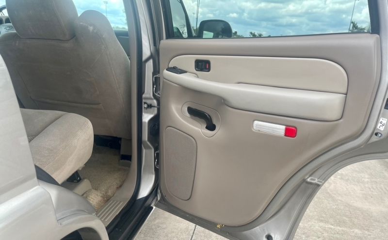 CHEVROLET TAHOE 2003 price Call for Pricing.