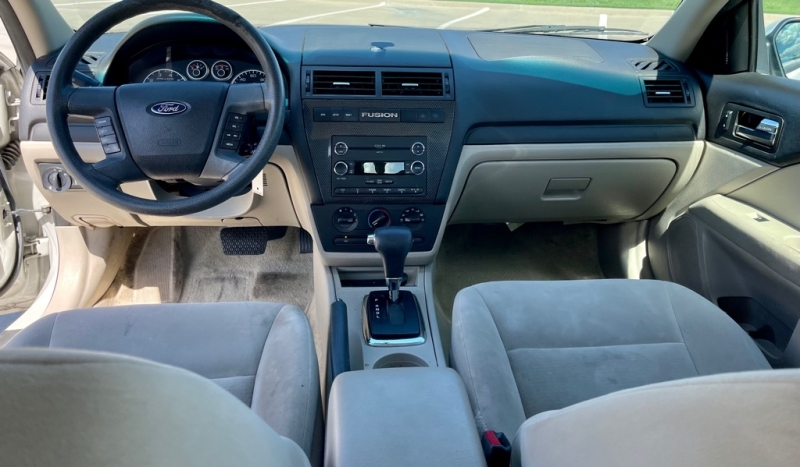 FORD FUSION 2008 price $4,200