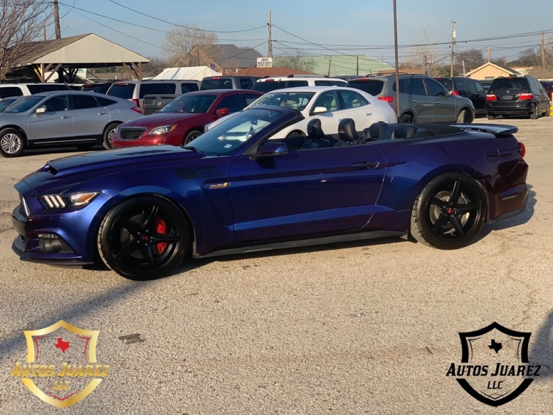 FORD MUSTANG SALEEN 2015 price $32,000