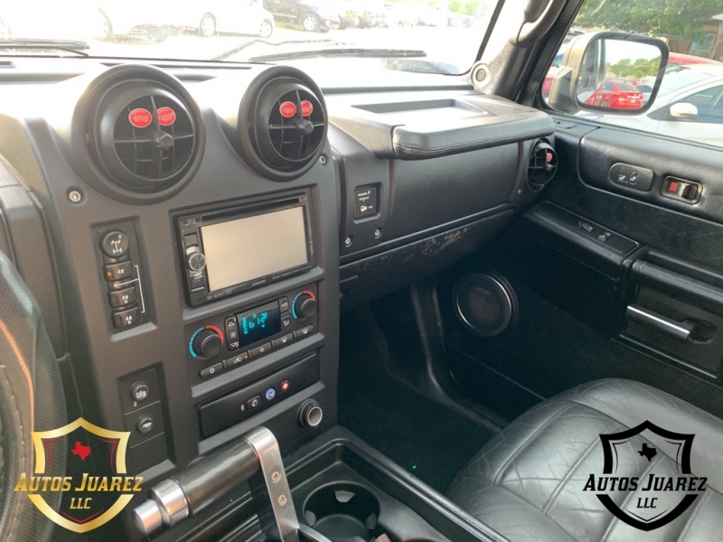 HUMMER H2 2007 price $13,500