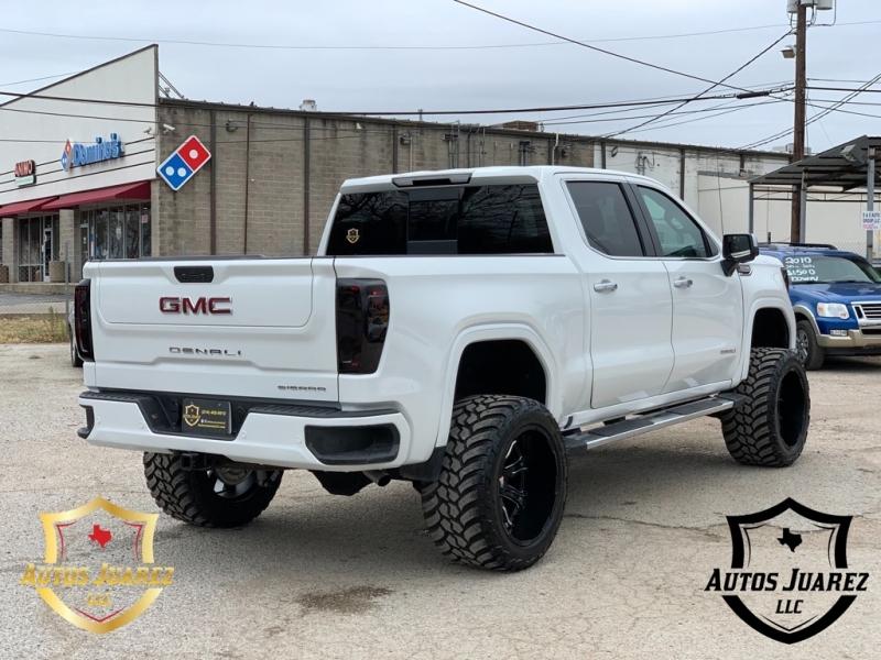GMC SIERRA 2020 price $50,000