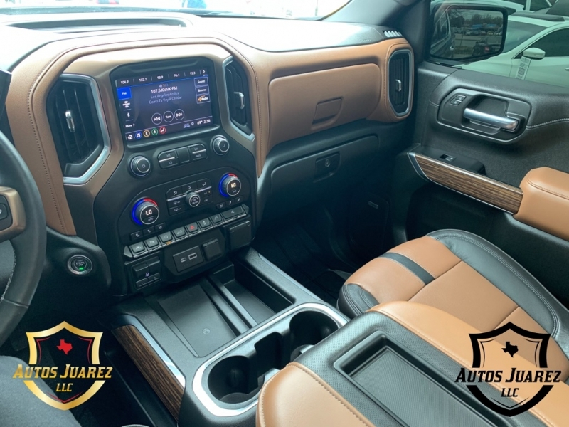 CHEVROLET SILVERADO 1500 2019 price $55,000 Cash