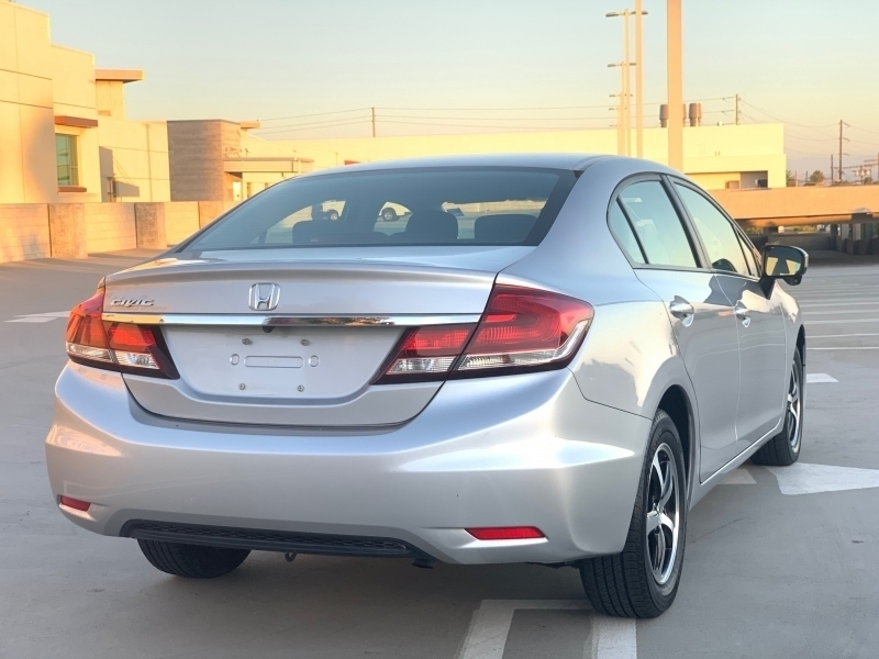 Honda Civic Sedan 2015 price $11,998