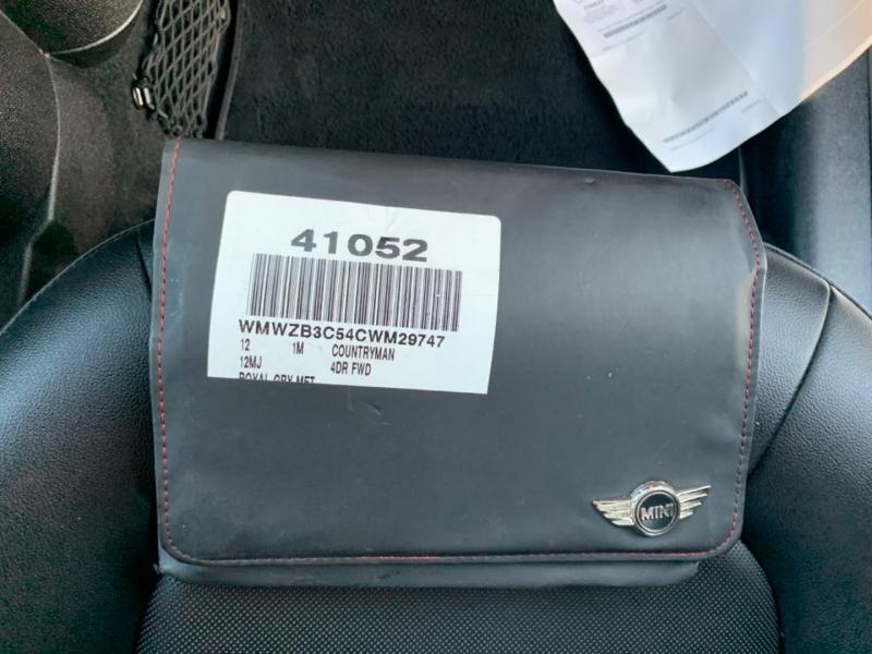 Mini Cooper Countryman 2012 price $6,990