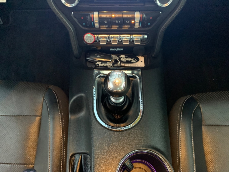 Ford Mustang 2017 price $29,995