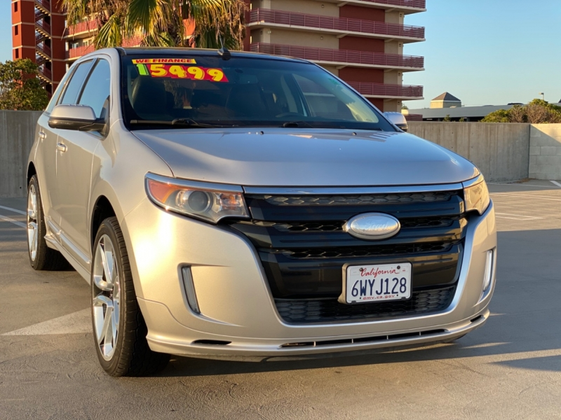Ford Edge 2013 price $15,499