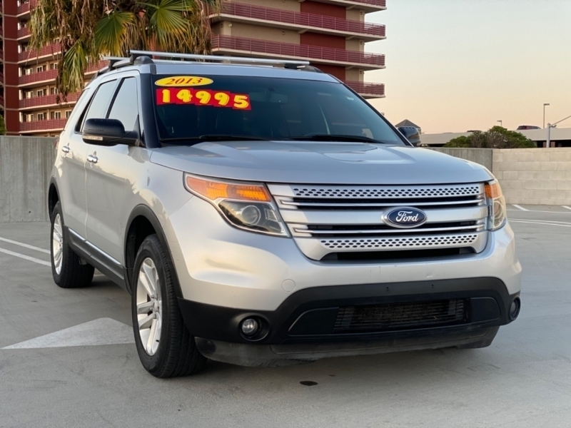 Ford Explorer 2013 price $14,998