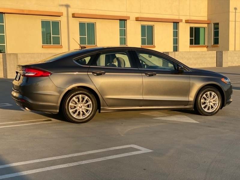 Ford Fusion 2017 price $11,990