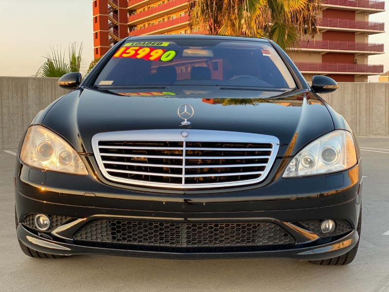 Mercedes-Benz S-Class 2008 price $15,990