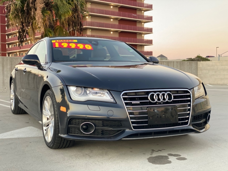 Audi A7 2014 price $19,995