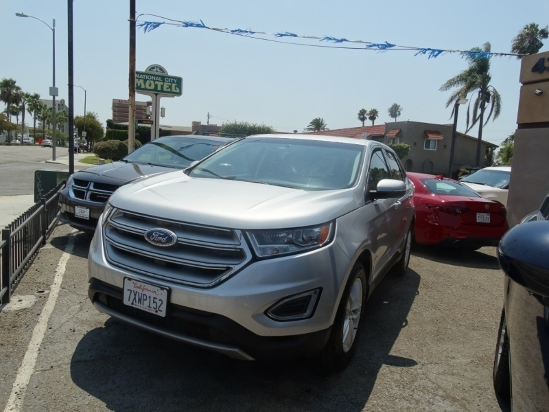 Ford Edge 2017 price $13,900