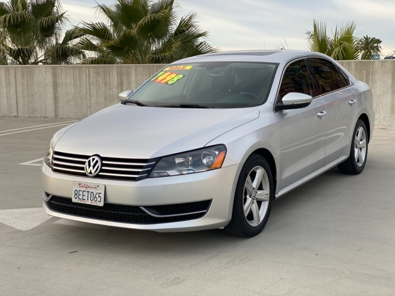 Volkswagen Passat 2012 price $7,495