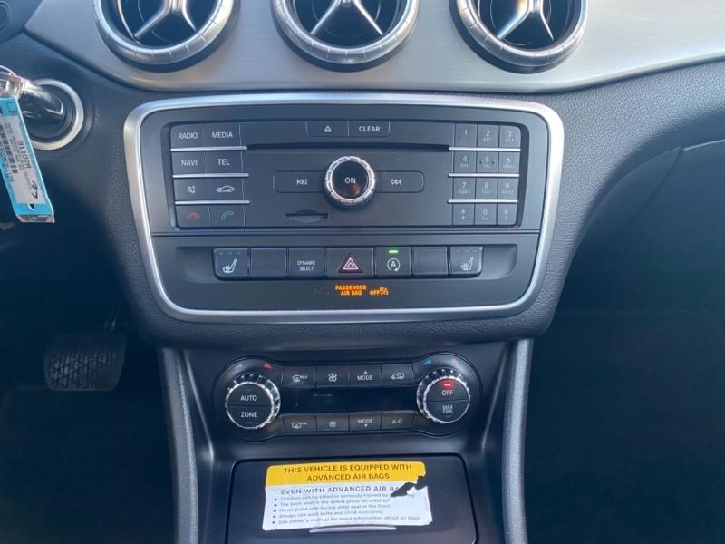 Mercedes-Benz CLA 2016 price $20,995