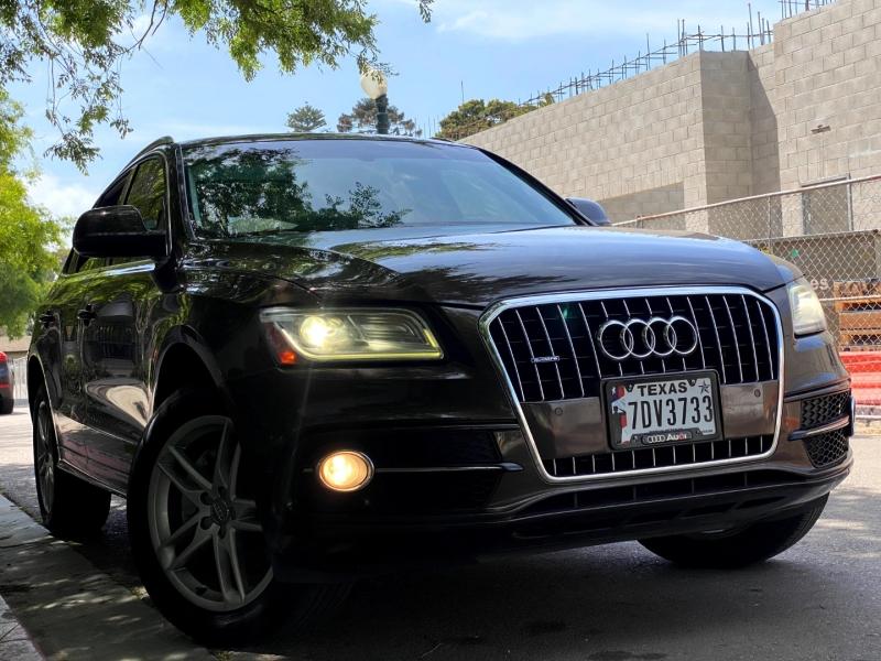 Audi Q5 2013 price $14,900