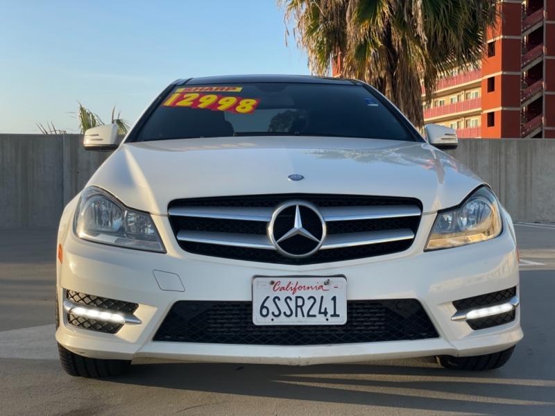 Mercedes-Benz C-Class 2012 price $12,998