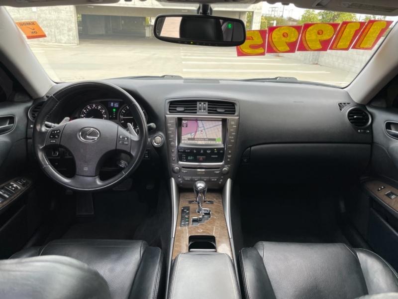 Lexus IS 250 2010 price $11,995