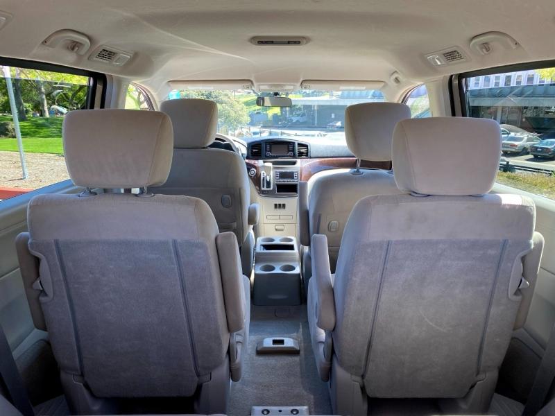 Nissan Quest 2017 price $12,900