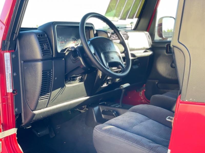 Jeep Wrangler 2003 price $14,990