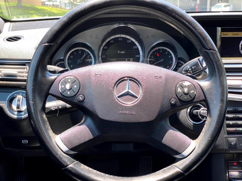 Mercedes-Benz E-Class 2010 price $10,900