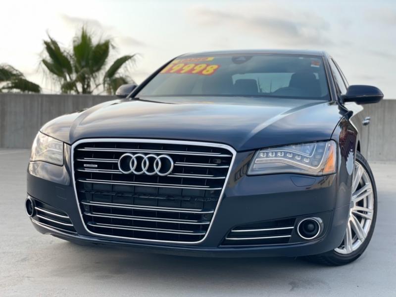 Audi A8 L 2013 price $19,998