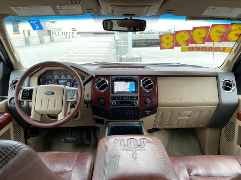 Ford Super Duty F-250 SRW 2011 price $39,998