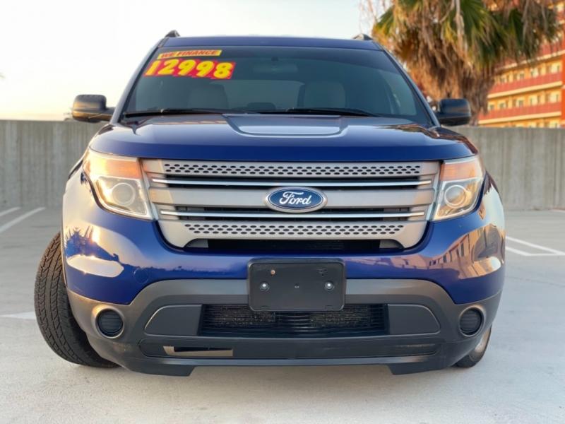 Ford Explorer 2014 price $12,998