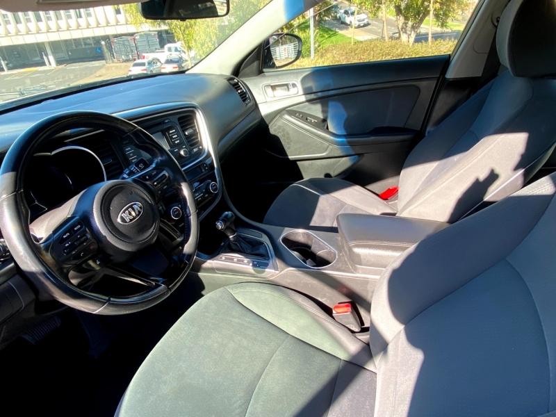 Kia Optima Hybrid 2015 price $10,900