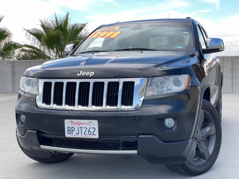 Jeep Grand Cherokee 2011 price $12,998