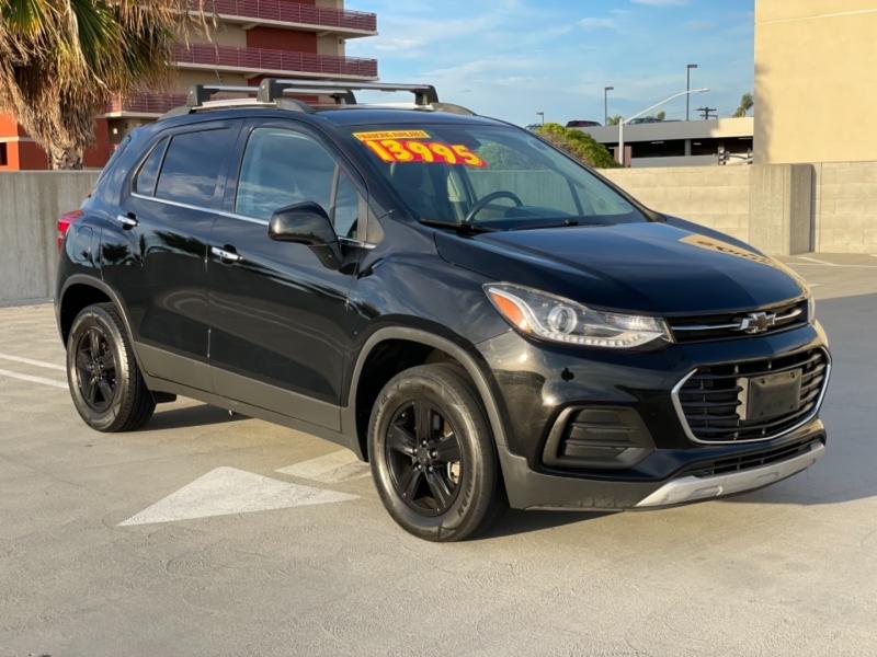Chevrolet Trax 2017 price $13,995