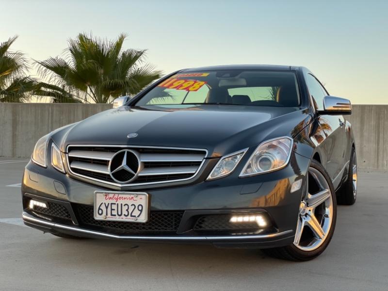 Mercedes-Benz E-Class 2011 price $11,998