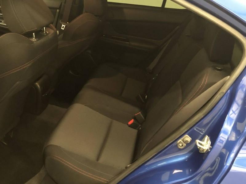 Subaru WRX 2015 price $19,995