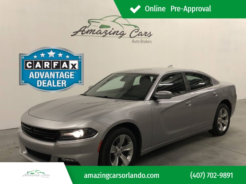 DODGE CHARGER 2016 price $19,740