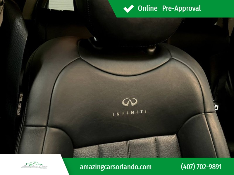 INFINITI FX35 2012 price $15,695