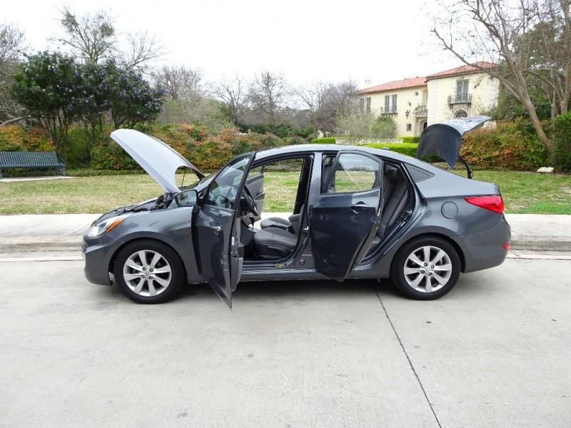 Hyundai Accent 2012 price $4,495