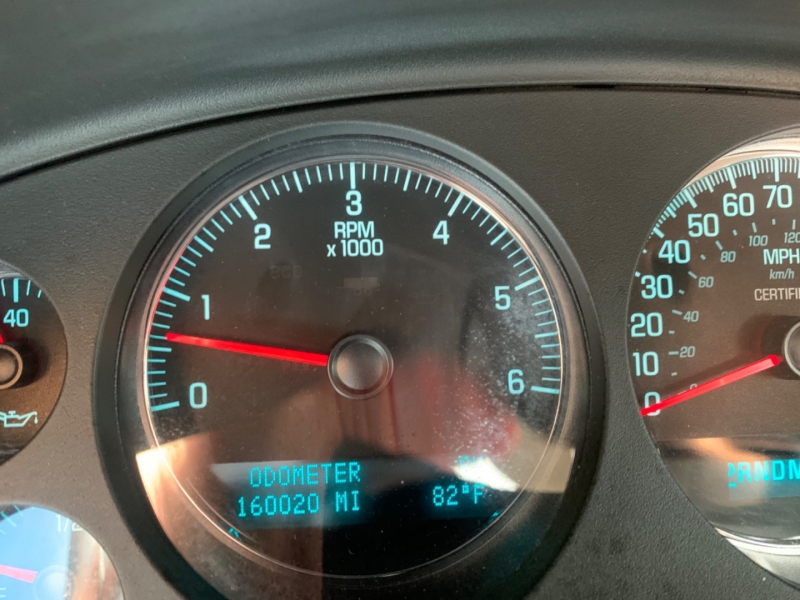 Chevrolet Tahoe Police 2010 price $11,495