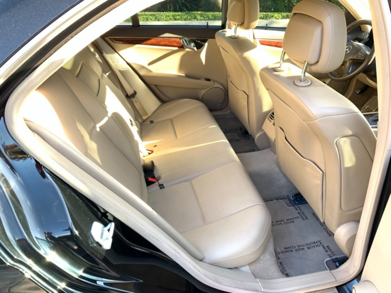 Mercedes-Benz C-Class C350 2011 price $9,495