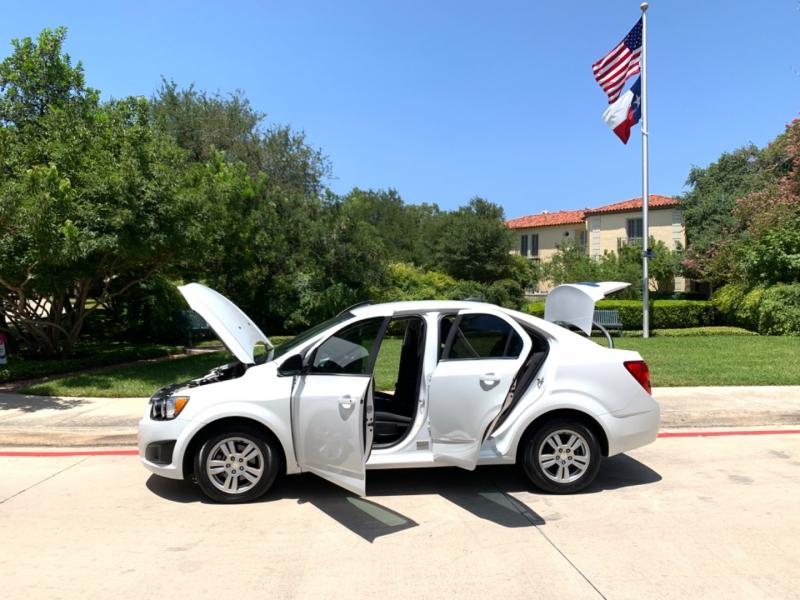 Chevrolet Sonic LT 2015 price $7,995