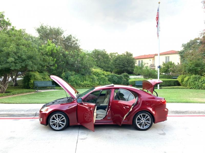 Lexus IS 250 2008 price $8,495