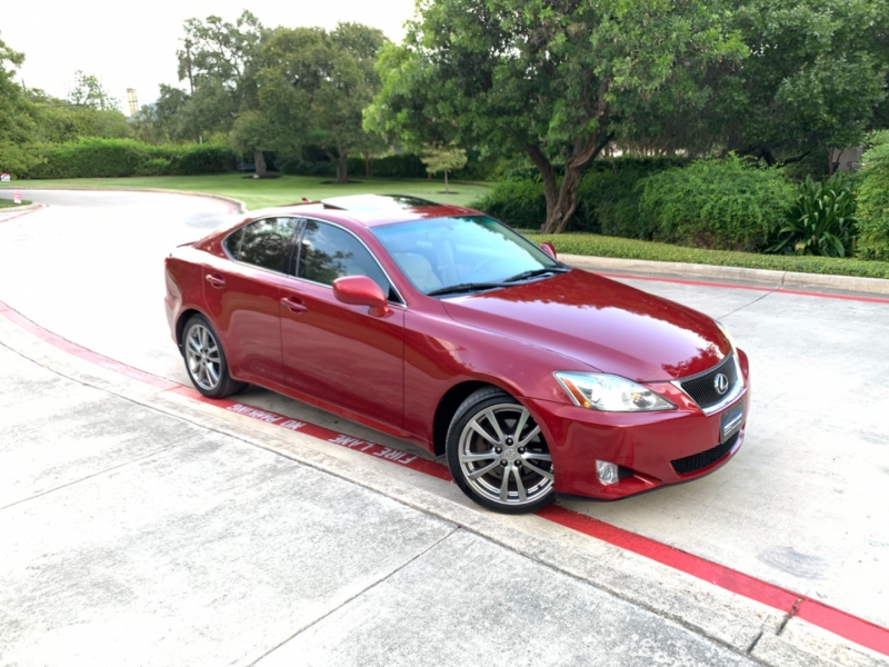 Lexus IS 250 2008 price $8,995