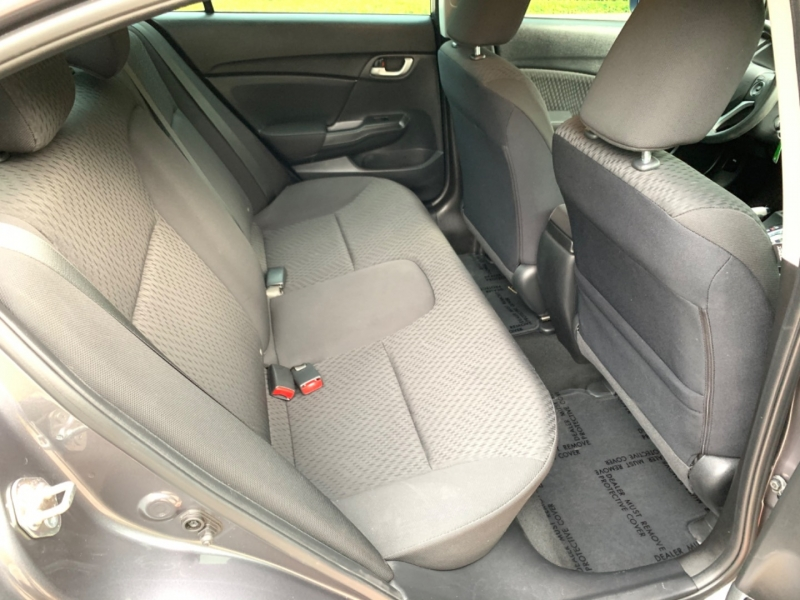 Honda Civic LX Sedan 2015 price $12,250
