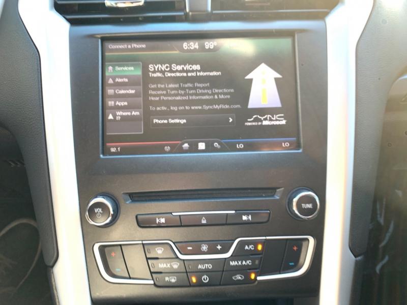Ford Fusion SE Hybrid 2016 price $9,495