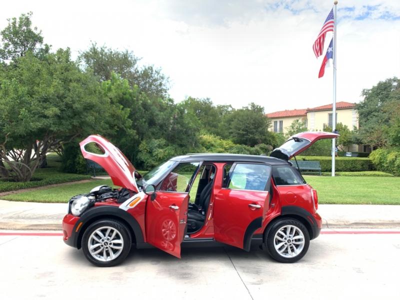 Mini Cooper Countryman 2014 price $8,495