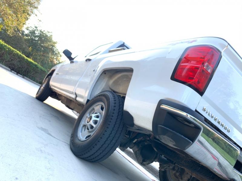 Chevrolet Silverado 2500 HD 4X4 2016 price $25,995