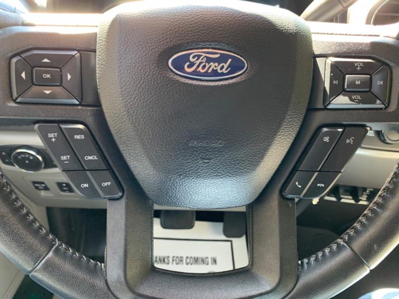 Ford F-150 XLT 4X4 2018 price $27,495